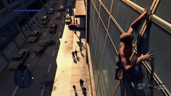 Скриншоты из отменённой Spider-Man 4, которая превратилась в Prototype 216