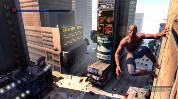 Скриншоты из отменённой Spider-Man 4, которая превратилась в Prototype 24