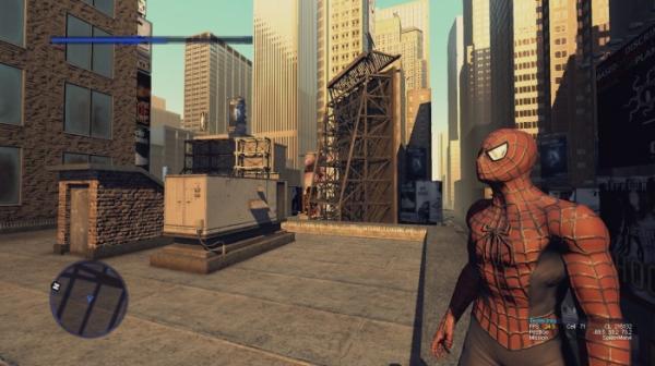 Скриншоты из отменённой Spider-Man 4, которая превратилась в Prototype 25