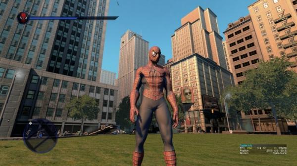 Скриншоты из отменённой Spider-Man 4, которая превратилась в Prototype 28