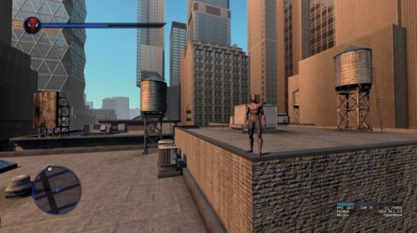 Скриншоты из отменённой Spider-Man 4, которая превратилась в Prototype 215