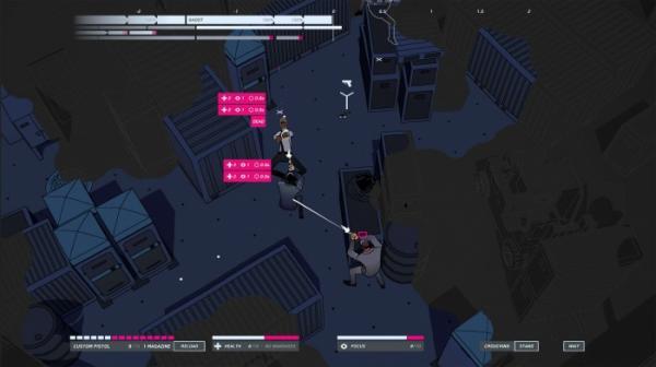 Superhot с механикой XCOM — пресса о демо John Wick Hex для E31