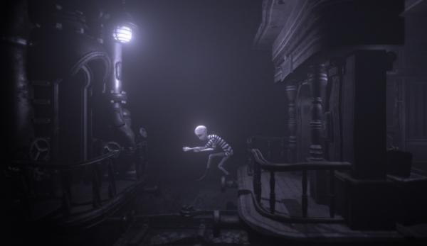 15 августа выйдет DARQ — хоррор-платформер про осознанное сновидение1