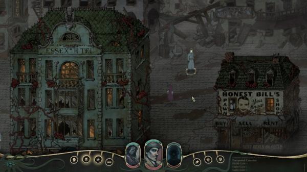 26 сентября в Steam выйдет Stygian: Reign of the Old Ones — RPG о мире, который поглотили лавкрафтовские ужасы11