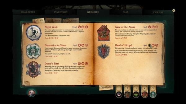 26 сентября в Steam выйдет Stygian: Reign of the Old Ones — RPG о мире, который поглотили лавкрафтовские ужасы10