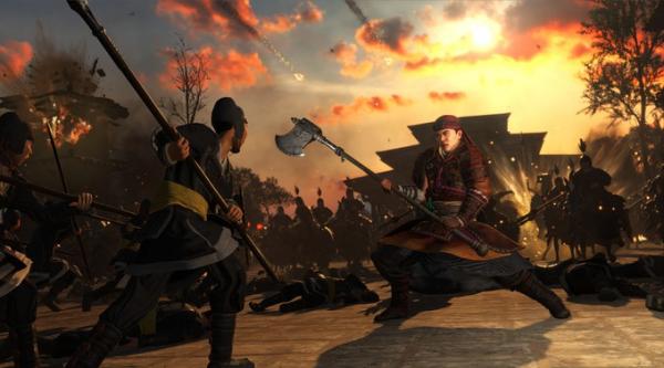 Анонсировано самодостаточное дополнение The Eight Princes для Total War: Three Kingdoms1