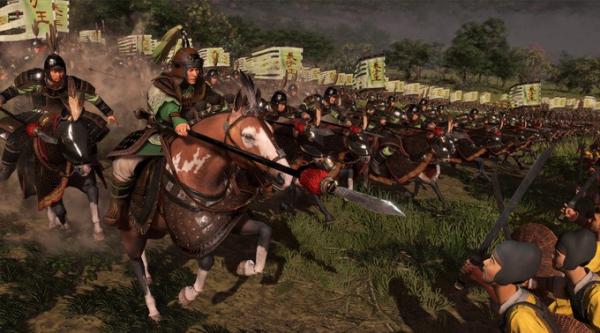 Анонсировано самодостаточное дополнение The Eight Princes для Total War: Three Kingdoms4