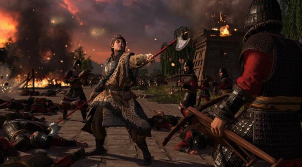 Анонсировано самодостаточное дополнение The Eight Princes для Total War: Three Kingdoms3