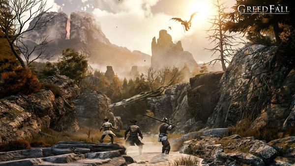 Photo of Авторы RPG GreedFall вдохновлялись «Принцессой Мононоке», «Игрой престолов» и книгами Дюма