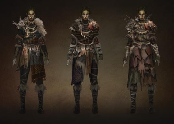 Авторы RPG GreedFall вдохновлялись «Принцессой Мононоке», «Игрой престолов» и книгами Дюма1