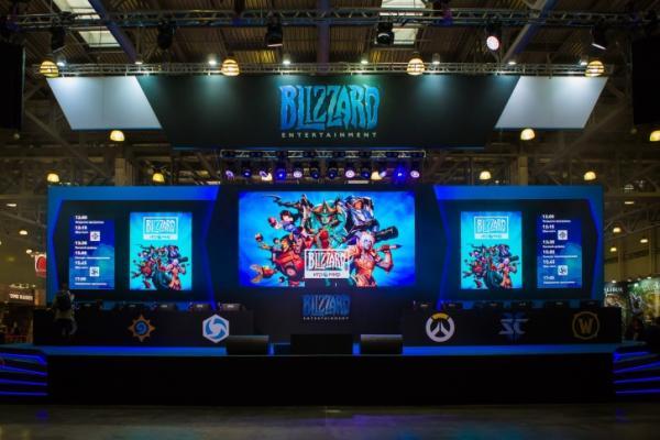 Blizzard посетит «ИгроМир 2019»1