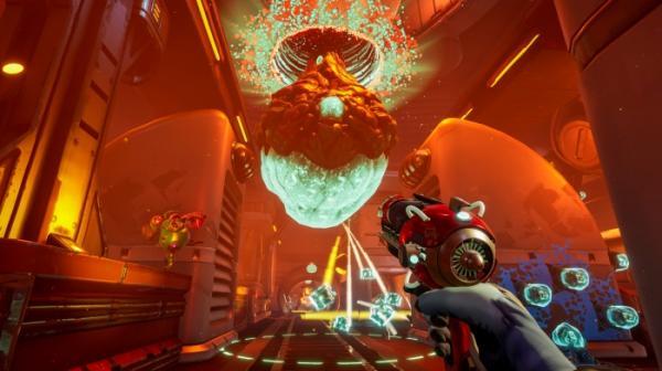 Геймплей Vicious Circle — «антикооперативного» мультиплеера с кровожадным петухом-мутантом1