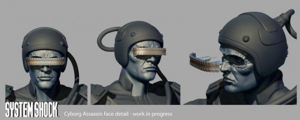 Новые скриншоты, арты и рендеры ремейка System Shock10