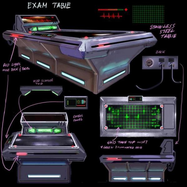 Новые скриншоты, арты и рендеры ремейка System Shock14