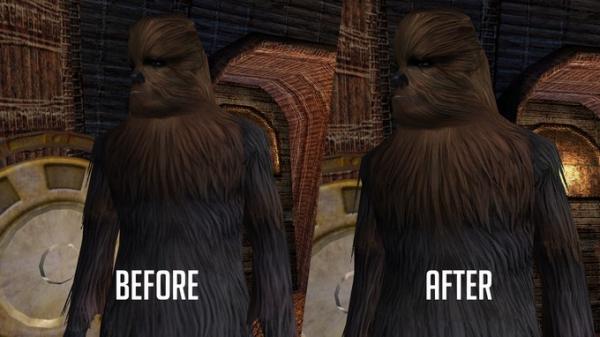 Персонажи Star Wars: Knights of the Old Republic получили апгрейд текстур от нейросети2