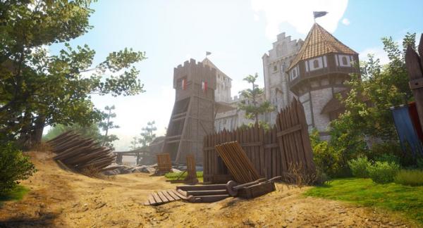 Разработчики Mordhau рассказали о развитии своей игры4