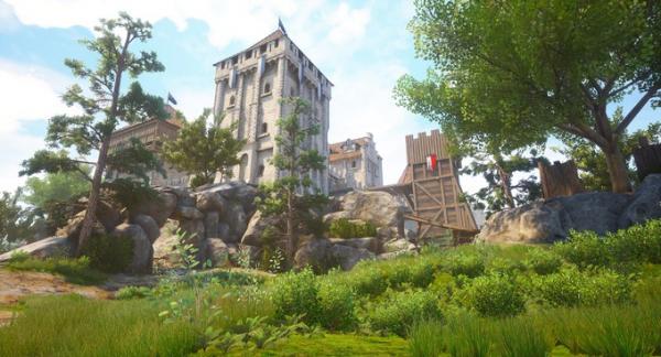 Разработчики Mordhau рассказали о развитии своей игры2