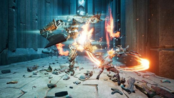 В бездну за крутой бронёй — Darksiders III получила DLC Keepers of the Void6