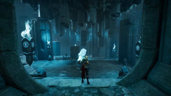 В бездну за крутой бронёй — Darksiders III получила DLC Keepers of the Void3