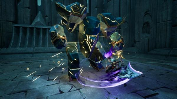 В бездну за крутой бронёй — Darksiders III получила DLC Keepers of the Void5