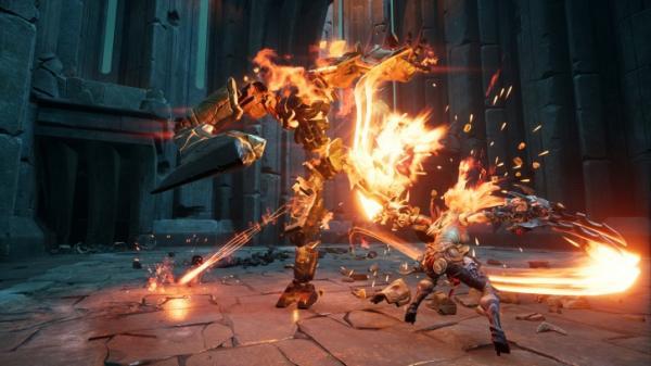 В бездну за крутой бронёй — Darksiders III получила DLC Keepers of the Void2
