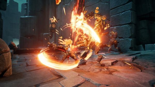 В бездну за крутой бронёй — Darksiders III получила DLC Keepers of the Void7