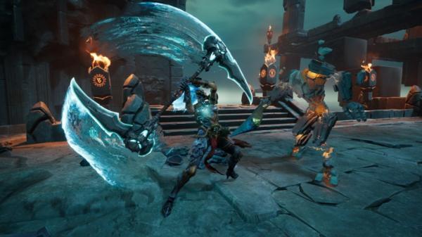 В бездну за крутой бронёй — Darksiders III получила DLC Keepers of the Void8