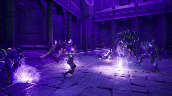 В бездну за крутой бронёй — Darksiders III получила DLC Keepers of the Void4