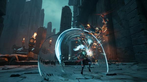 В бездну за крутой бронёй — Darksiders III получила DLC Keepers of the Void0