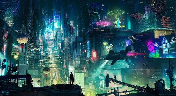 История мира Cyberpunk0