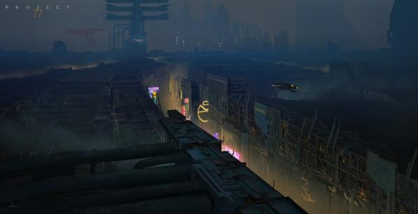 История мира Cyberpunk3