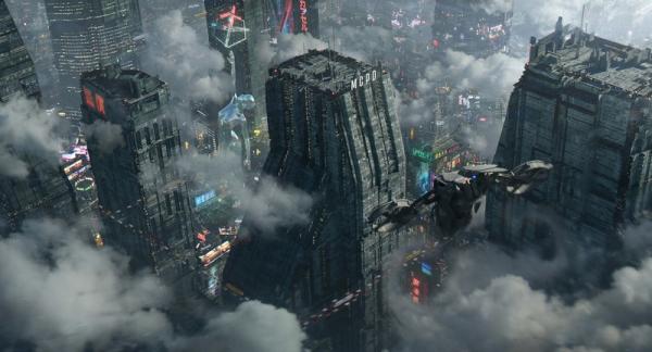 История мира Cyberpunk6