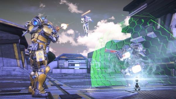 PlanetSide Arena выйдет в Steam Early Access 19 сентября. Уже представлен план развития игры0