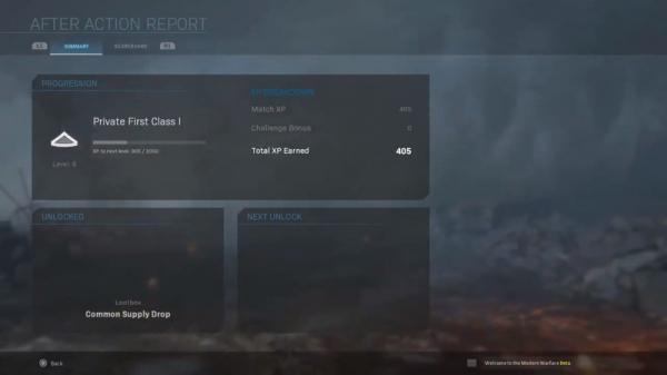 Бета Call of Duty: Modern Warfare намекает на лутбоксы в полной версии игры0