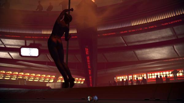 Для Mass Effect 1 и 2 вышел голый мод для танцовщиц3