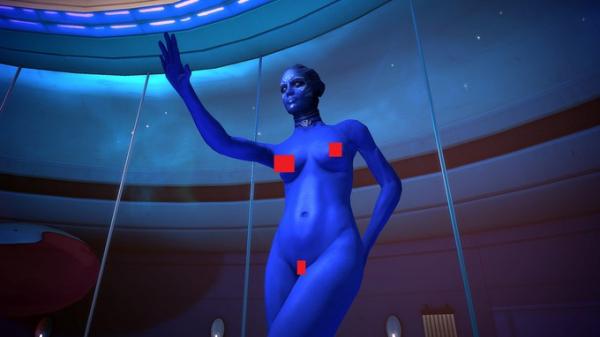 Для Mass Effect 1 и 2 вышел голый мод для танцовщиц0