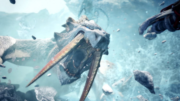 Гайд Monster Hunter World: Iceborne — как убить всех монстров. Часть 113