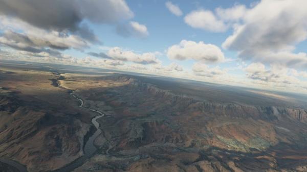 Новые скриншоты и короткий ролик авиасимулятора Microsoft Flight Simulator4