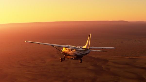 Новые скриншоты и короткий ролик авиасимулятора Microsoft Flight Simulator5