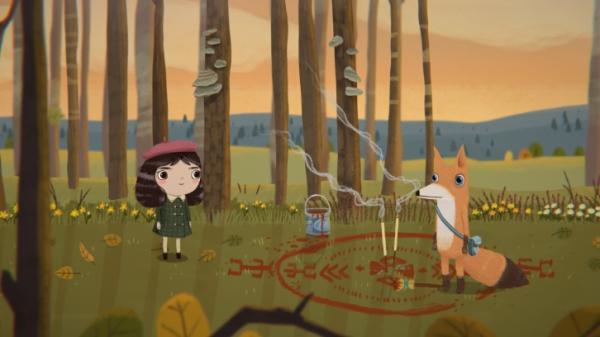 Погладьте собачку, кошечку, кракена… Трейлер милого и мрачного приключения Little Misfortune от авторов Fran Bow2