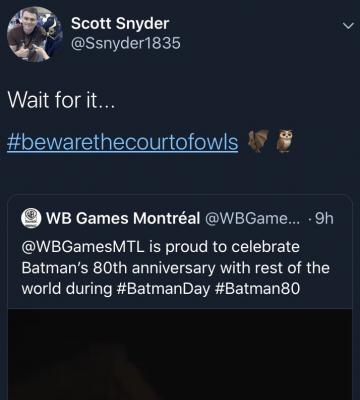 «Поймайте рыцаря» — авторы Batman: Arkham Origins продолжают тизерить возможную игру про Бэтмена0
