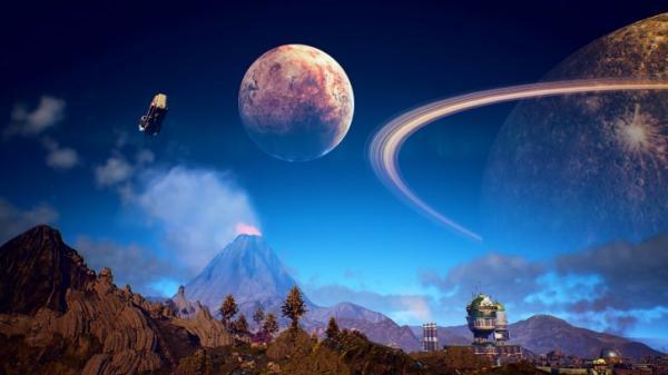 «Приезжайте в Альцион» — юмористический трейлер The Outer Worlds0