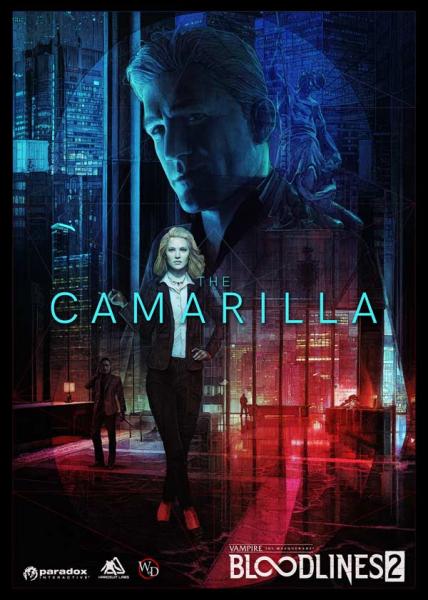 Разработчики Vampire: The Masquerade – Bloodlines 2 представили вторую фракцию — Камарилью1