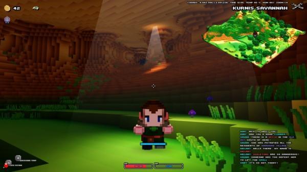 Photo of Спустя годы молчания воксельная экшен-RPG Cube World стартует в Steam