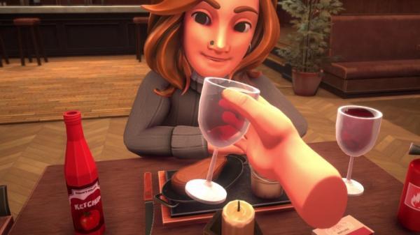 Table Manners — симулятор катастрофических свиданий в ресторане2