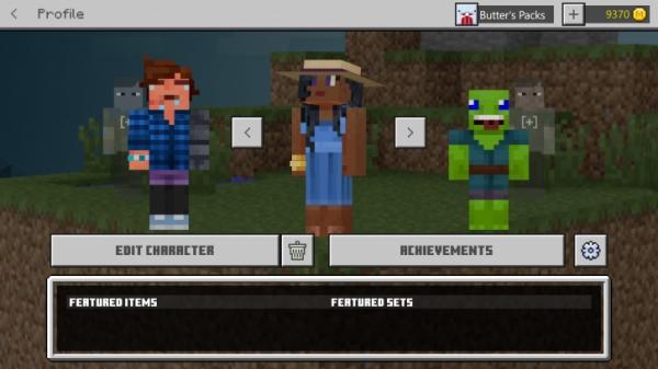 Photo of В Minecraft появилась система внешней кастомизации персонажа