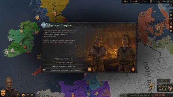 Crusader Kings III, больше Vampire: The Masquerade и другие анонсы от Paradox3