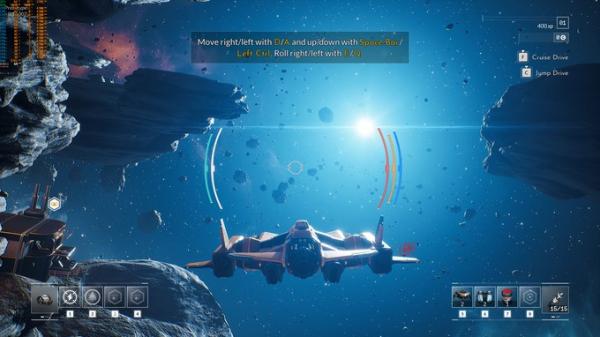 Космические просторы на новых скриншотах Everspace 24