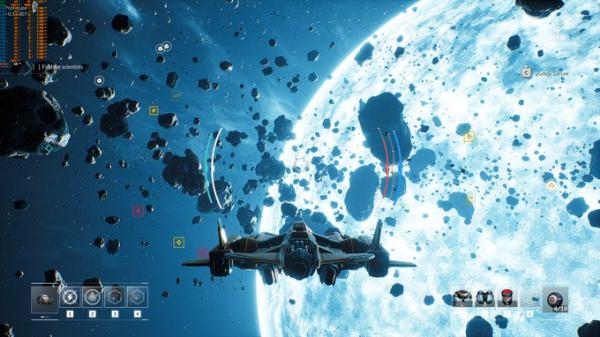 Космические просторы на новых скриншотах Everspace 23
