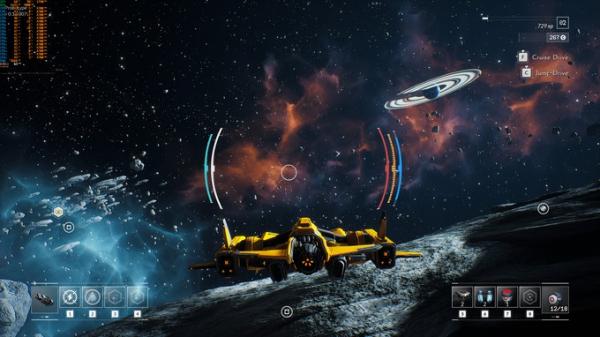 Космические просторы на новых скриншотах Everspace 210
